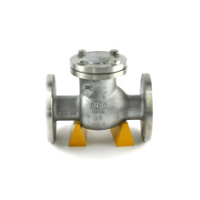 a216 wcb sewage swing check valve Non-Return Valve buatan China