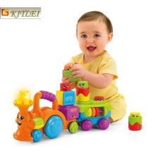 El nuevo artículo DIY bloquea el juguete inteligente para los cabritos