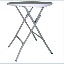 Plastic Round Folding Table for Outdoor Event