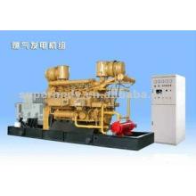 8kw-1100kw generador de gas