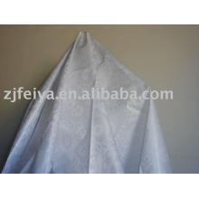 10 mètres Stock Damas Shadda Bazin Riche Guinée Brocade tissu blanc couleur Africaine mode tissu vente bon prix 100% coton
