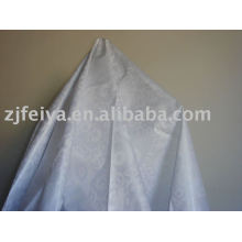 10 yards Stock Damask Shadda Bazin Riche Guinea Brocade fabric white color African fashion fabric sale good price 100% cotton