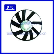 Дешевые дизельный двигатель мини металлический вентилятор лезвие в сборе для Ленд-Ровер 4.0 Л, 4.6 Л ETC7553L 450мм