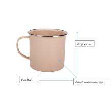 Tasse de café et tasse de ferme