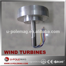 D770 10KW 180 RPM AFPMG Outer Rotor