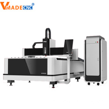 Laserschneider 1KW 500W Fiber Metal Cutting Machine