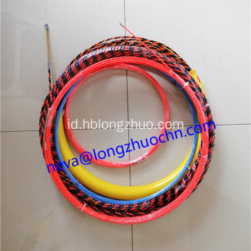 15-60m 3 Core Braid Fish Tape Penarik Kawat Listrik
