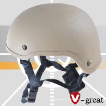 Mich 2000 Bulletproof Helmet for 9mm