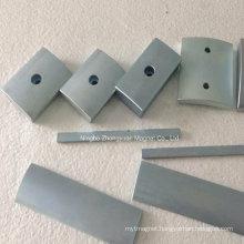 High Quality Arc Segment Neodymium Magnets Wind Generator