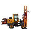 hydraulic piling rig screw pile driver piling machine price for road fence construction
