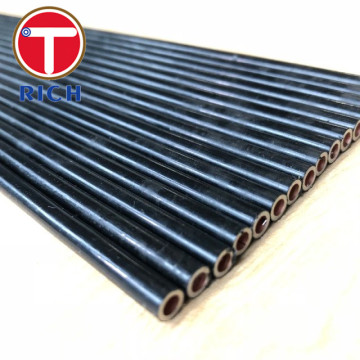 Coated Cold Drawn Welded Tubes