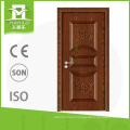 Very popular good quality melamine interior door with wearproof from zhejiang china