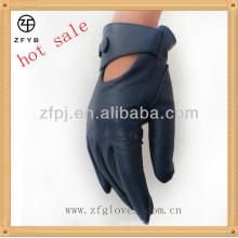 Ziege Haut Leder Mode Handschuhe für Frauen