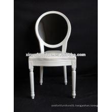 White clear shop louis chair XD1003
