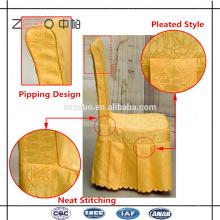 Banquet de tissu en polyester à la vente chaude