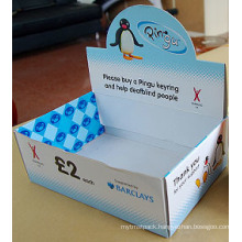 Paper Display Box for Sales in Market