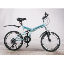 """24 """"bicicleta de dobramento da suspensão MTB (FP-FDB-D007)"""