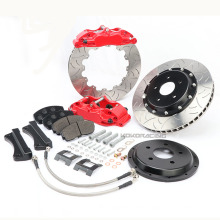 Auto parts WT5200 Big four piston brake kit for BMW F30 Refit racing brake system CP5200 Family - 152mm Mounting Centres - 16.8mm thick pad