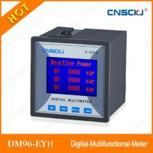 DM96-EYH ЖК-анализатор мощности Многофункциональный Mete