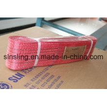 100% Polyester 5t High Strength Webbing Sling