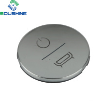 IMD decoration film injection molding plastic part cover