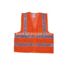 high quality reflective PVC tape safety vest