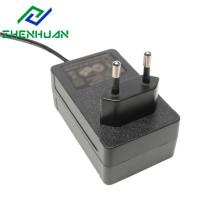 9VDC / 4A 230V / 50HZ Adaptador de corriente de enchufe de la UE para POS