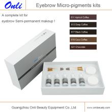 Medizinische Safe Micro Pigment Kits für Micropigmentierung