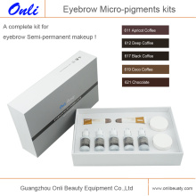 Medical Safe Micro Pigment Kits para Micropigmentación