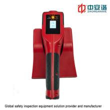 Líquido perigoso identifica detector de líquidos portátil com bateria recarregada
