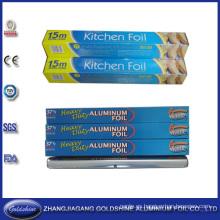 El más nuevo tipo de rollo de aluminio de cocina del diseño del diseño