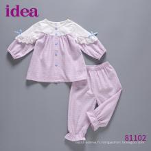 81102 Nouveau Pyjamas pour bébés filles