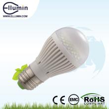 Voice Control Light LED Bulb Motion Sensor 3W