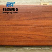 Строительный материал дерево зерна предназначен лист алюминиевый дверь