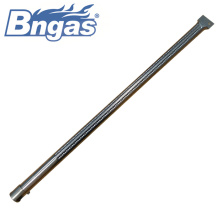 Tabung burner tungku gas stainless steel