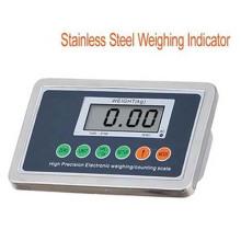 Indicador de aço inoxidável e indicador de pesagem