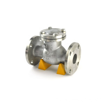 CF8M lif differential valve check valve ptfe DN100 PN16