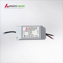 Fuente de alimentación actual constante del conductor 350ma 6w 9w LED IP67