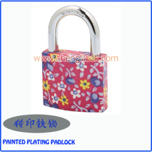 Top Sale Cheap Price Colorful Painted Plating Iron Padlock
