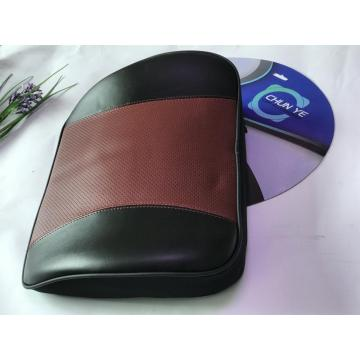 Genuine leather Auto seat lumbar cushion