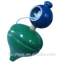 Traditionelle Spielzeug hölzerne Stayguy Spielzeug Spinning Top