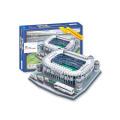 160PCS Испания Стадион Бумага 3D Головоломка DIY Игрушка (10173057)