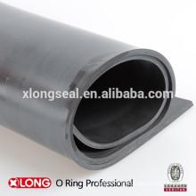Low price black heat resistance rubber sheet