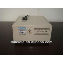 SVC-S(super-thin type) SVC-S1500VA 110v/220v High accuracy full-automatic AC voltage stabilizer
