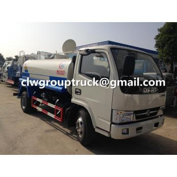 Dongfeng Small 2000-5000 Liter Water Tank Car