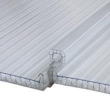 Polycarbonat-Platte U-Platte X-Wand U-Platte