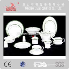 Nuevo llegue utensilios de cocina de hueso de hueso de china de hueso de multa hechos en China conjunto de té