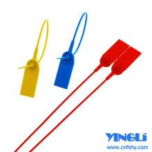 Plástico hermética de tirón ajustable en longitud 280mm