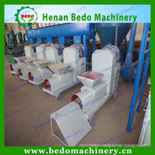 BEDO Biomass Wood Sawdust Briquette Making Machine