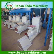 Máquina de briquete de biomassa de palha de trigo e máquina de briquete de espiga de milho